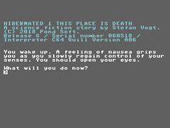 This Place is Death - C64