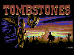 Tombstones - Retirement Day - C64