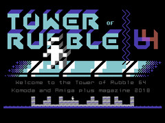 Tower of Rubble 64 - C64