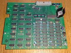 Commodore 8096 repair