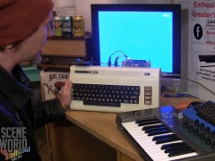 VIC MIDI cartridge - VIC-20